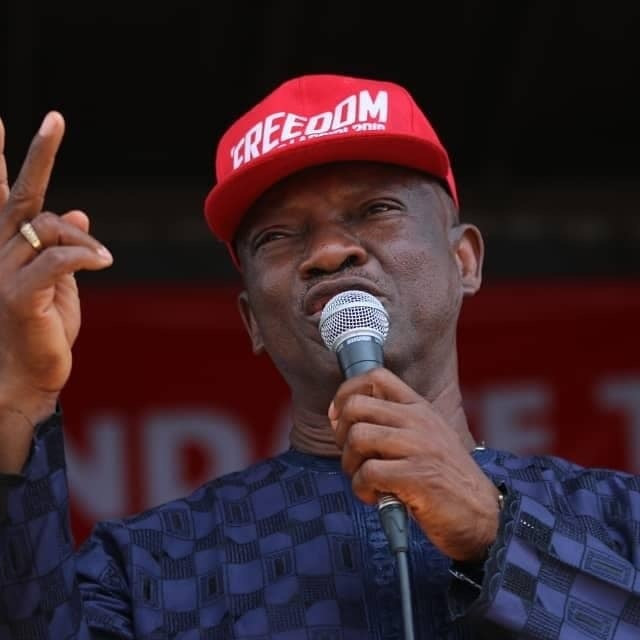 Jimi Agbaje has congratulated Sanwo-Olu on his victory at the polls [Yes International! Magazine]