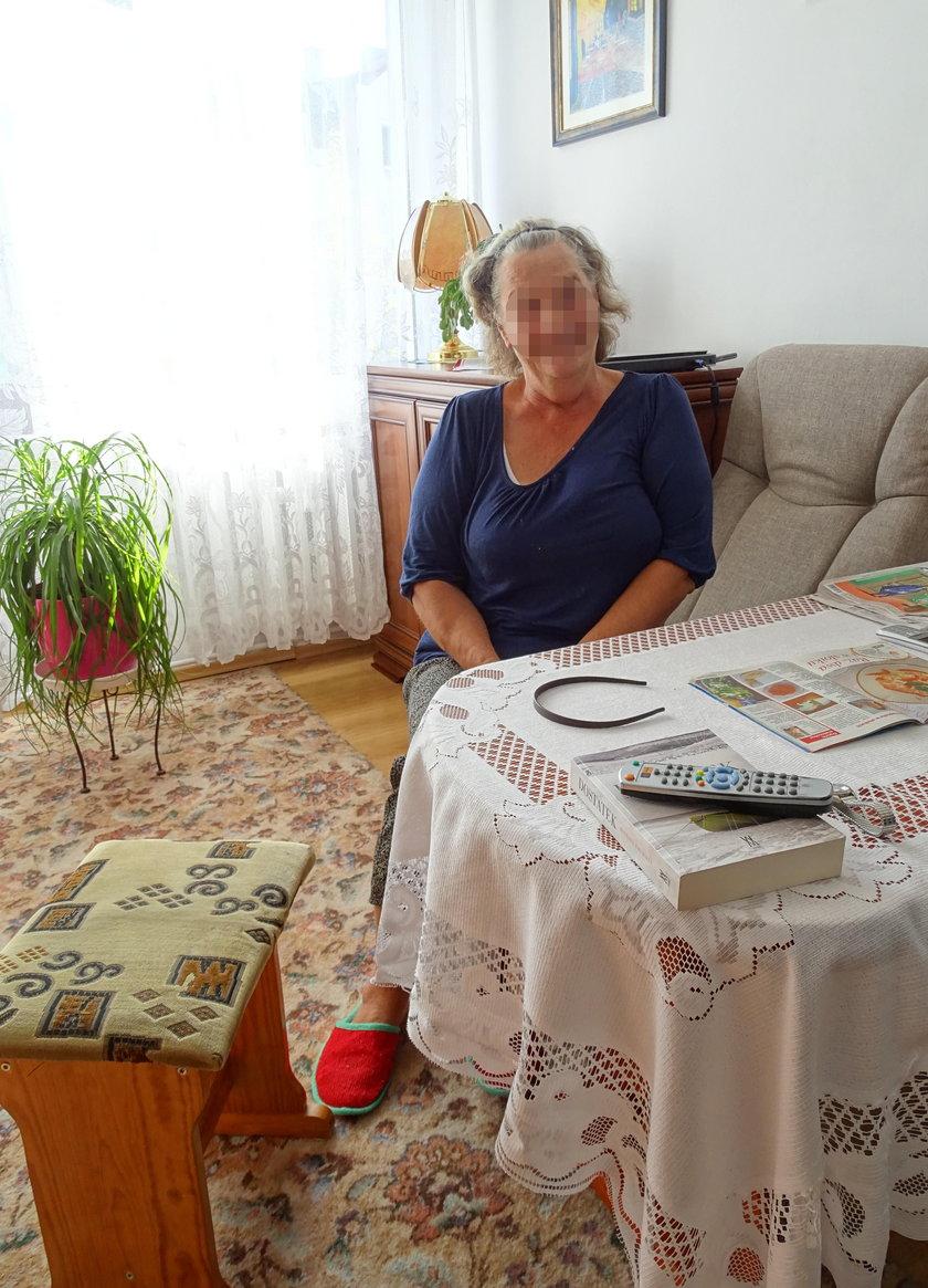 Sąsiadka wywalczyła u prezesa eksmisję rodziny Sobieraj