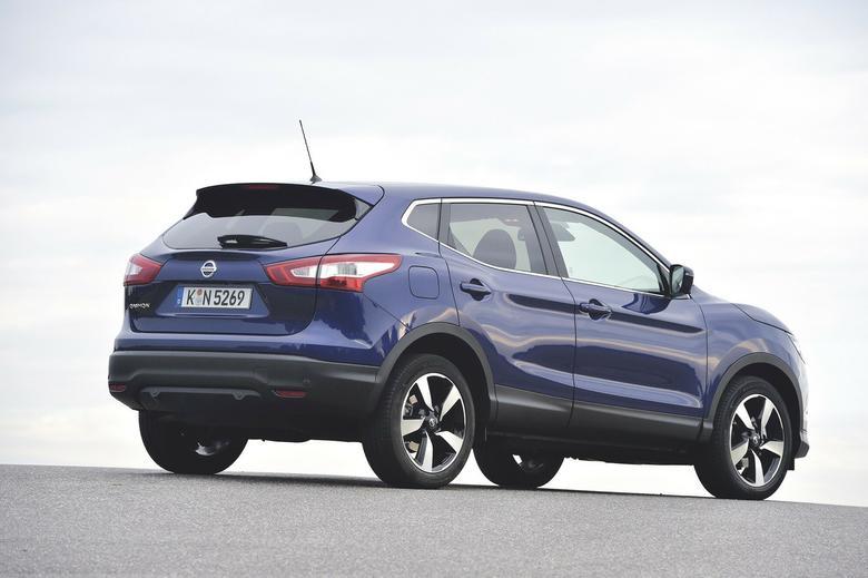 Porównanie 4x4: Seat Ateca kontra Nissan Qashqai, Hyundai Tucson i Renault Kadjar
