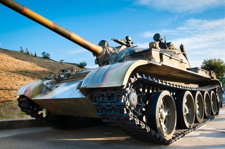 mapa czołgów w świecie czołgów