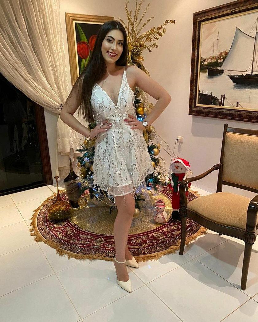 Piękna córka gubernatora 21-letnia Haylee Acevedo