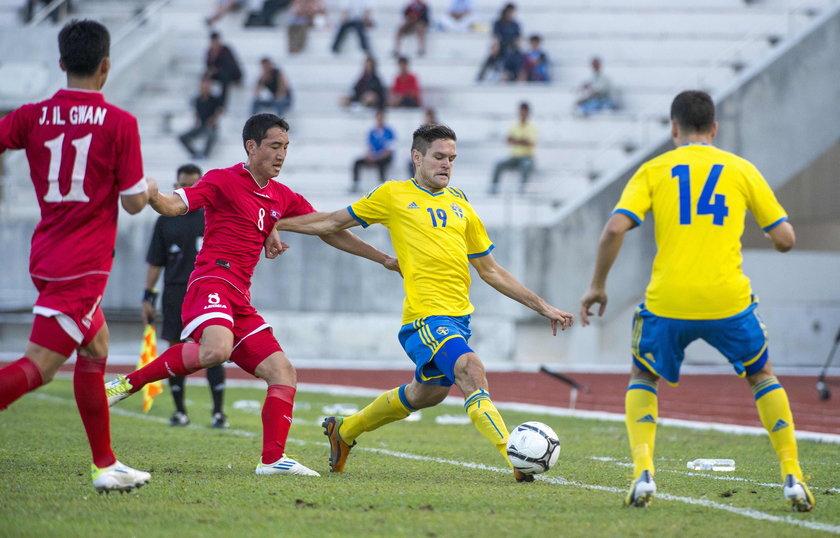 Dziś występuje w szwedzkiej II lidze.
