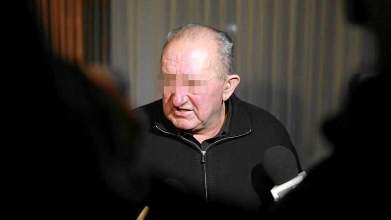 Ojciec Krzysztofa Olewnika z zarzutami