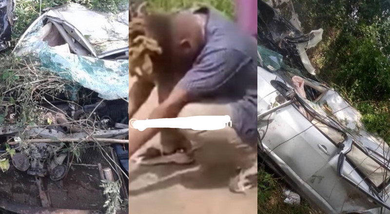 Quamina MP involved in motor accident (WATCH)