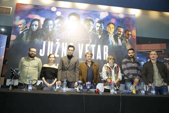 Konferencija za novinare, film