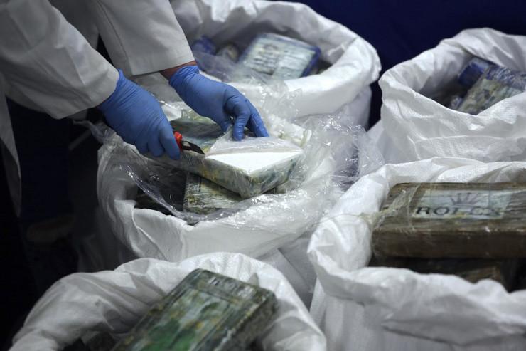 kokain 2 foto Tanjug AP