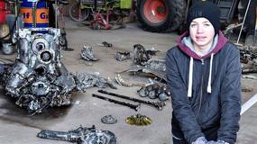 Chłopiec znalazł samolot z II wojny światowej. W środku były szczątki pilota