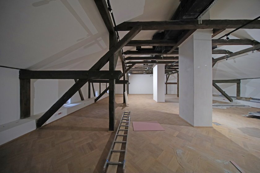 Muzeum Kinematografii szykuje się do otwarcia.