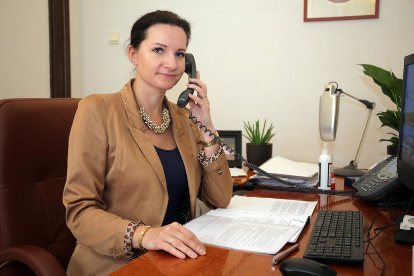Małgorzata Moskwa–Wodnicka, wiceprezydent Łodzi