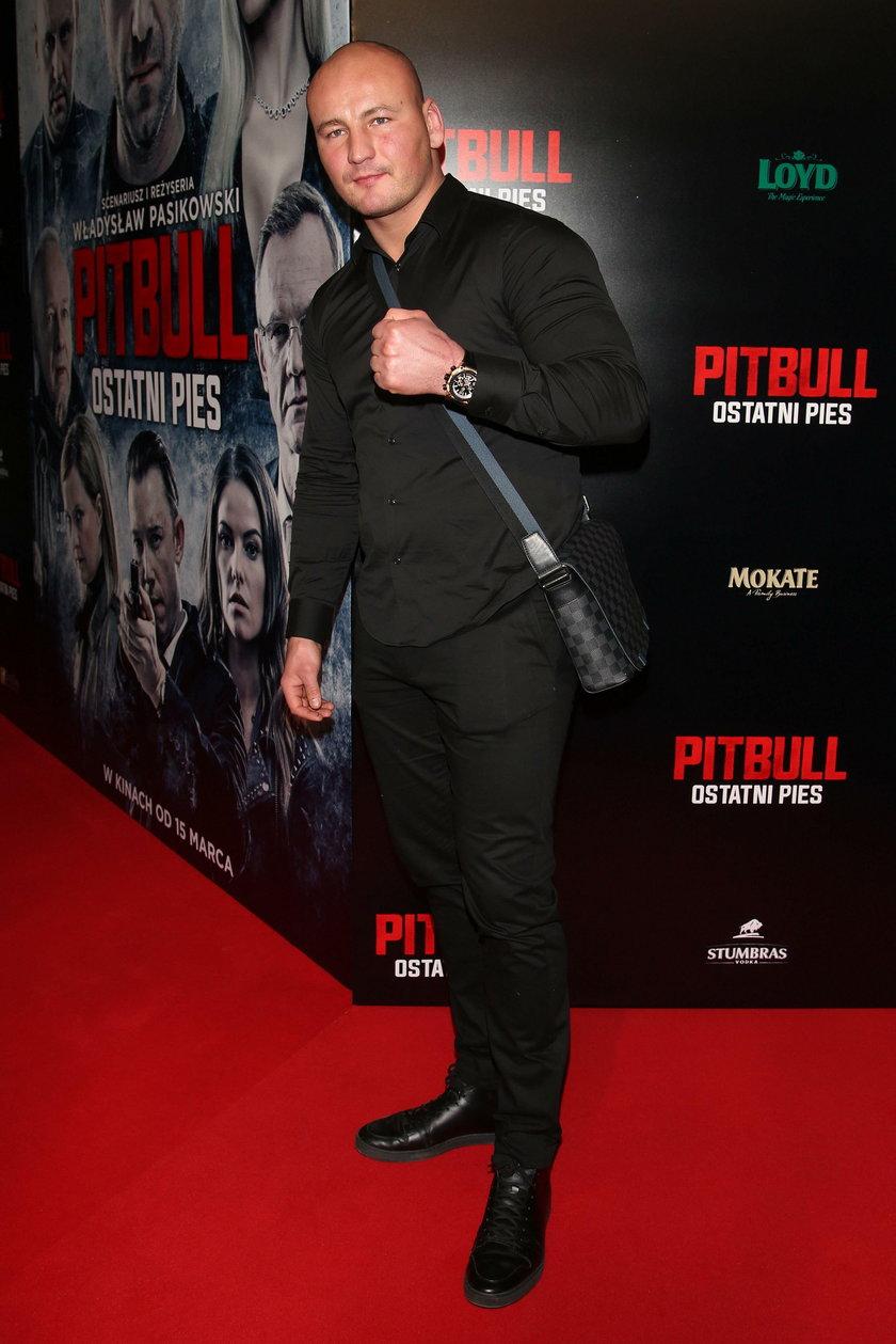 "Premiera filmu ""Pitbull. Ostatni pies"""