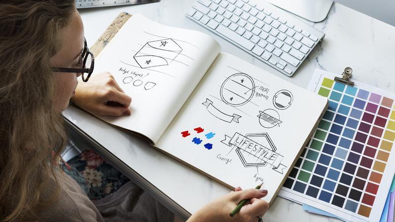 projektowanie logo grafik
