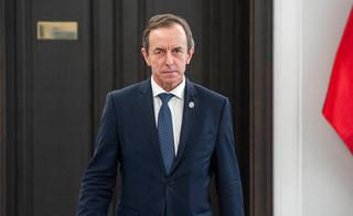 Pełnomocnik Grodzkiego: Wykorzystano organy państwa i pieniądze podatników do zdyskredytowania marszałka Senatu RP