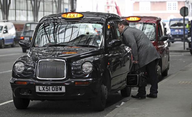 Po raz piąty z rzędu londyńskie taksówki zostały wybrane najlepszymi.