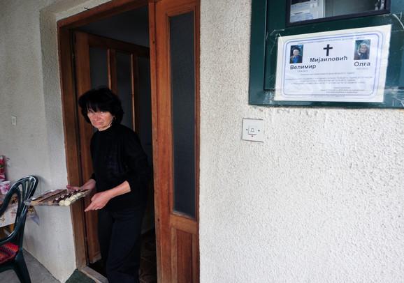 Dragana Stanojević, ćerka ubijenih Mijajlovića