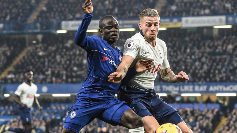 b5ed58d21 Anglia: Chelsea Londyn - Tottenham Hotspur, wynik meczu - Piłka nożna