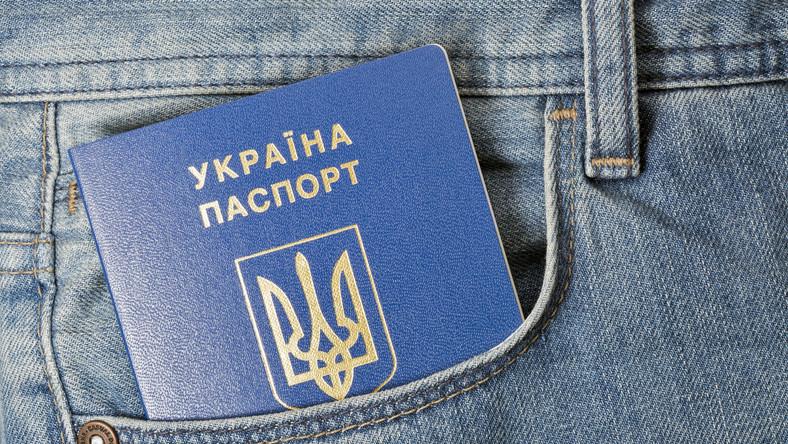 Ukraiński paszport