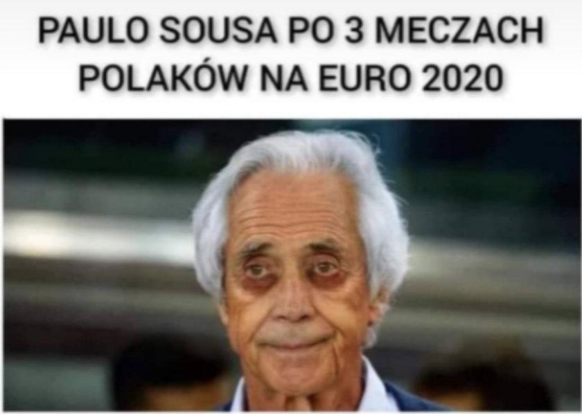 Memy. Mecz Polska - Hiszpania