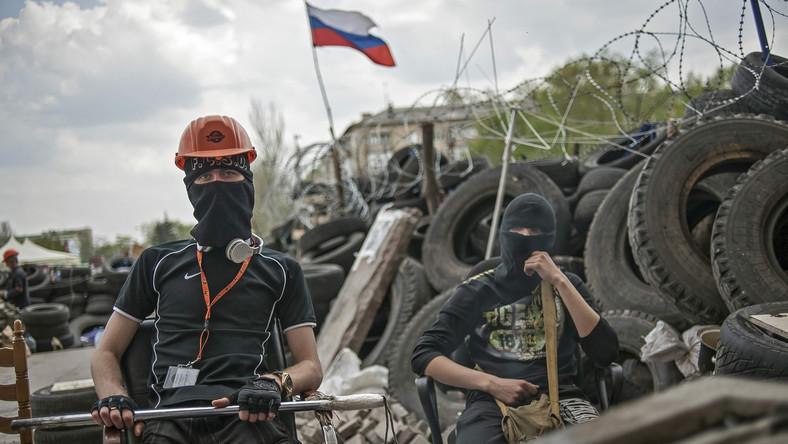 Prorosyjscy sparatyści uważają porwanych inspektorów OBW za szpiegów