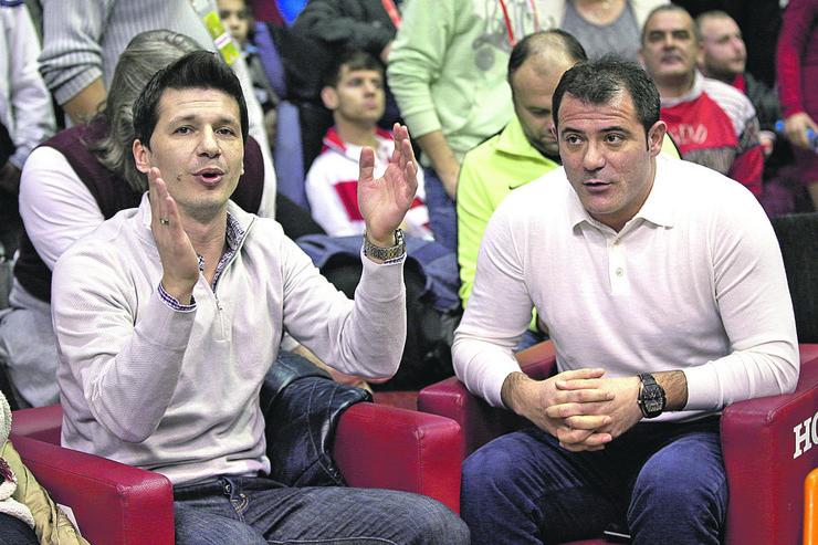 U posao bi mogli da se uključe i Marko Pantelić i Dejan Stanković