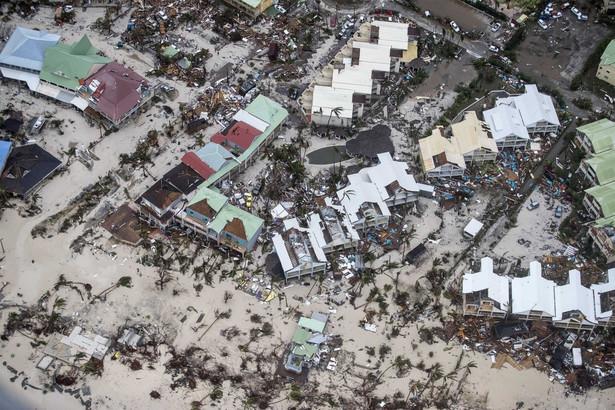 Na Karaibach huragan Irma zabił ponad 30 osób. Na Kubie zginęło co najmniej 10 osób