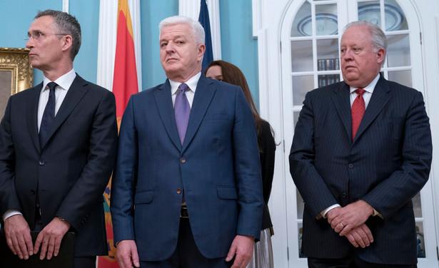 Czarnogóra stała się członkiem NATO