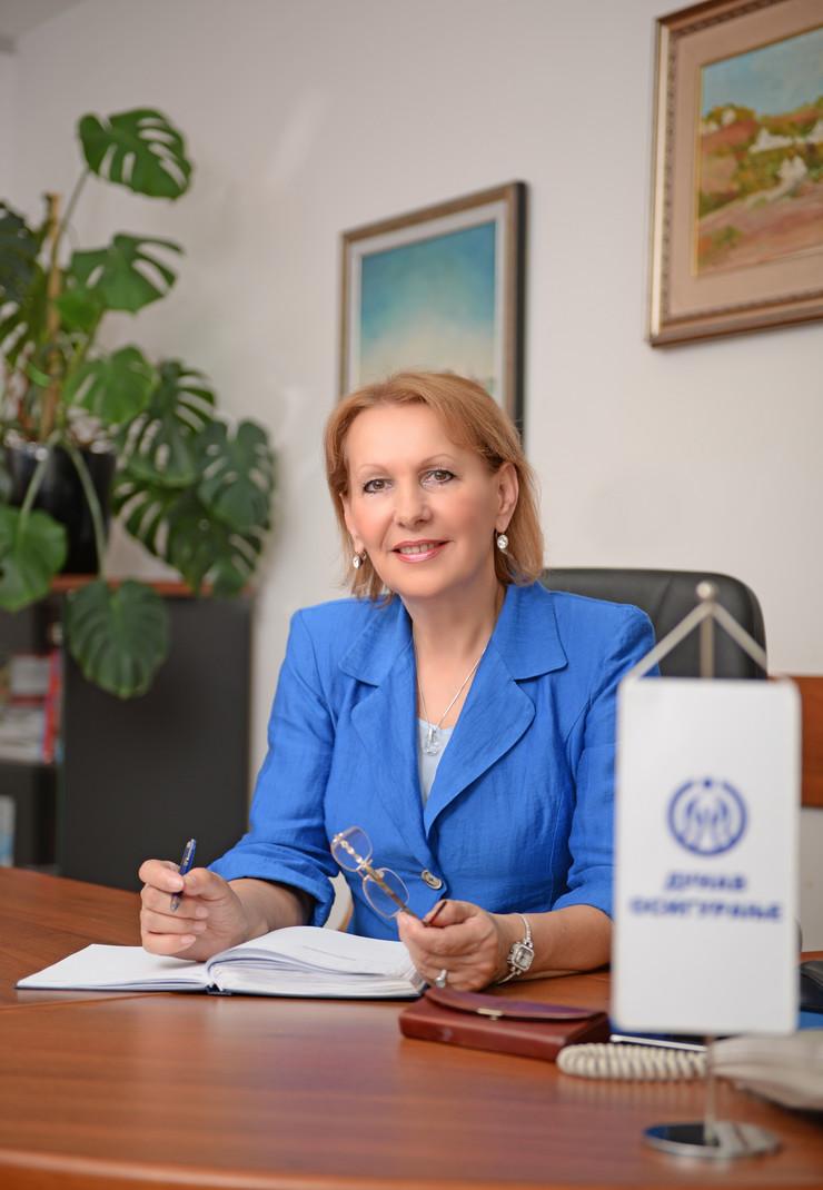Dragica Janković, član IO Kompanije Dunav osiguranje Promo