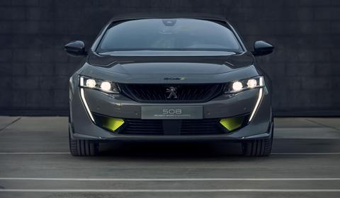 Peugeot 508 Sport Engineered - trzy silniki i 500 Nm