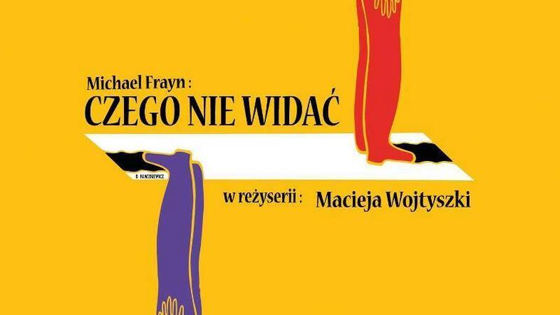 """Spektakl """"Czego nie widać"""", Teatr Bagatela w Krakowie"""
