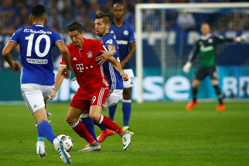 Lewandowski bohaterem Bayernu!