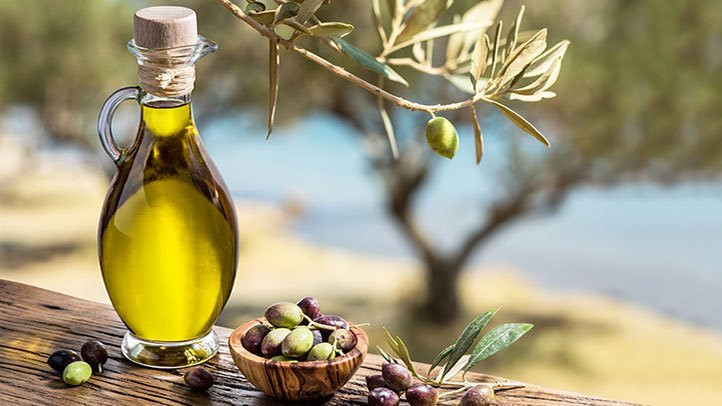 Olive oil is popular for exfoliating and moisturizing the skin [Everyday Health]