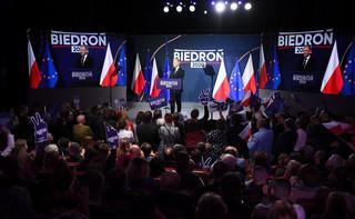 Szef sztabu Biedronia: Apeluję do osieroconych wyborców KO o głosy na Roberta Biedronia