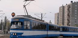 Agresywny kontroler w tramwaju