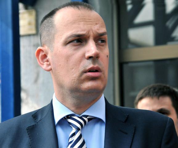 Ministar zdravlja Zlatibor Lončar