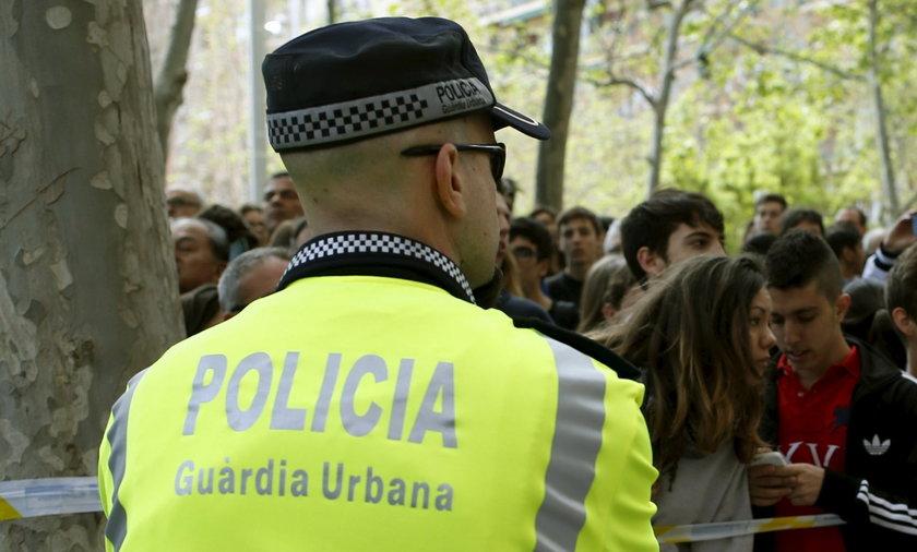 policja hiszpańska
