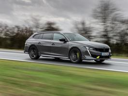 Peugeot 508 PSE – co potrafi najmocniejszy seryjny Peugeot w historii?