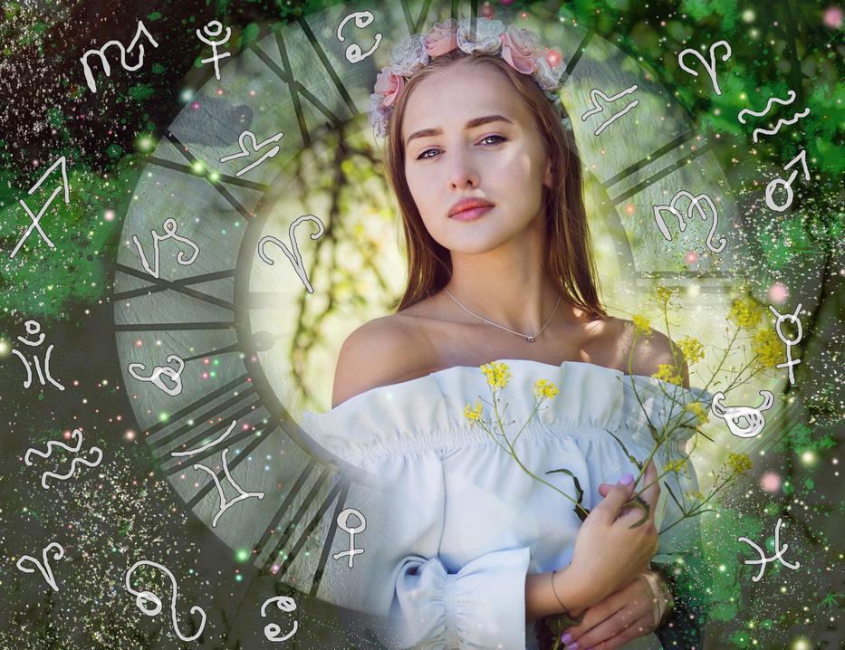 vízszintes nő egyetlen horoszkóp