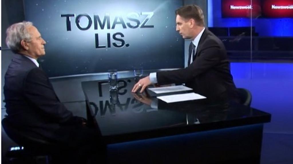 Tomasz Lis.: Aleksander Smolar, Ireneusz Krzemiński, Stanisław Koziej (20.03.2017)