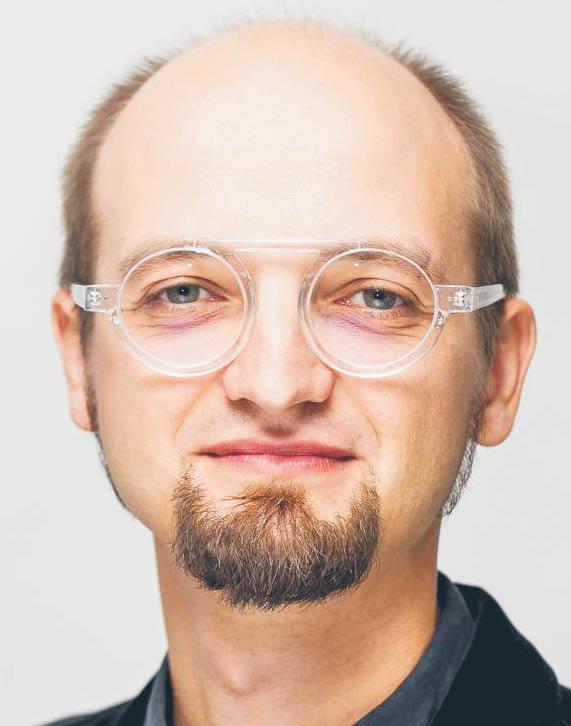 Paweł Szypulski, dyrektor programowy Greenpeace Polska  fot. Krzysztof Pacholak/mat. prasowe