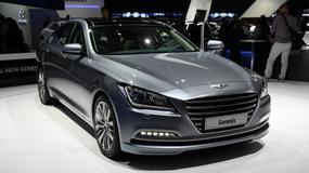 Hyundai Genesis: nowy rywal BMW Serii 5