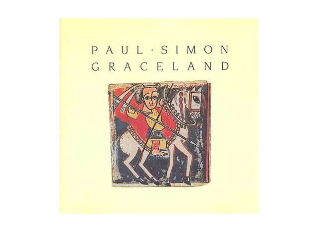 "Paul Simon - ""Graceland"""