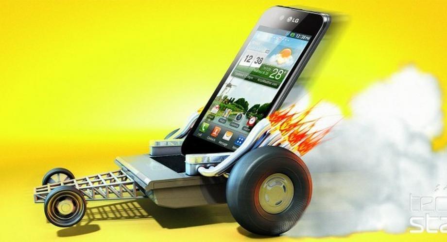 Rekord-Benchmark-Test vom LG G2: Fake oder Überflieger?