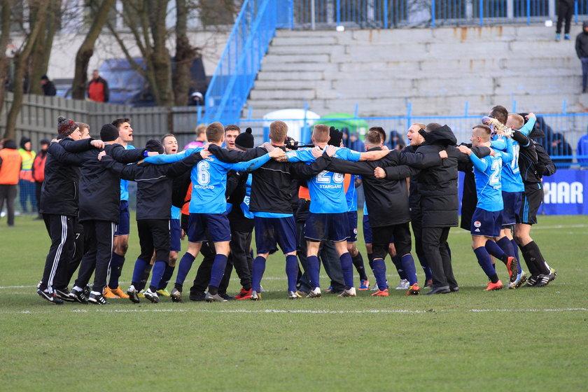 Puchar Polski: Błękitni grają z Lechem w Poznaniu