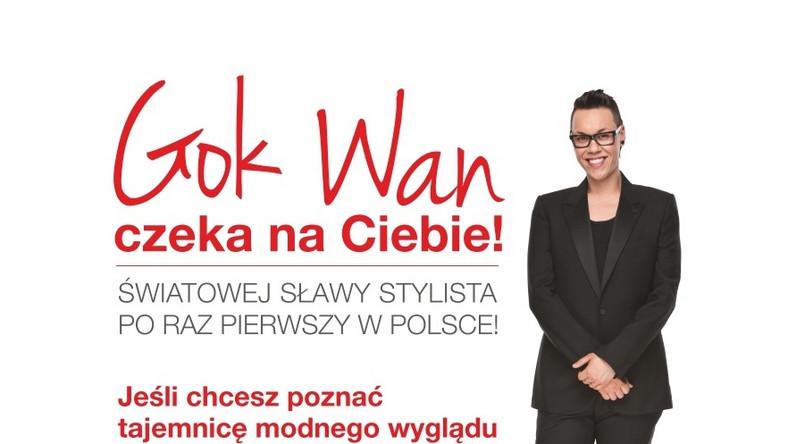 Gok Wan zawita do Polski już za tydzień!