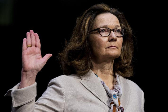 Gina Haspel Senate Confirmaiton Hearing