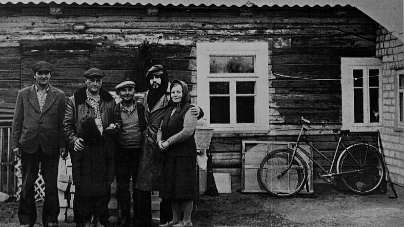 Czesław Niemen z wizytą w rodzinnych Starych Wasiliszkach