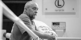 To zabiło znanego trenera. Wstępne wyniki sekcji zwłok Andrzeja Gmitruka