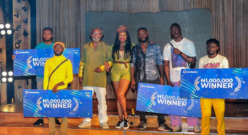 TECNO CAMission Season 2: Journey through the world of photography comes to an end as winners are unveiled