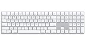 Magic Keyboard z klawiaturą numeryczną