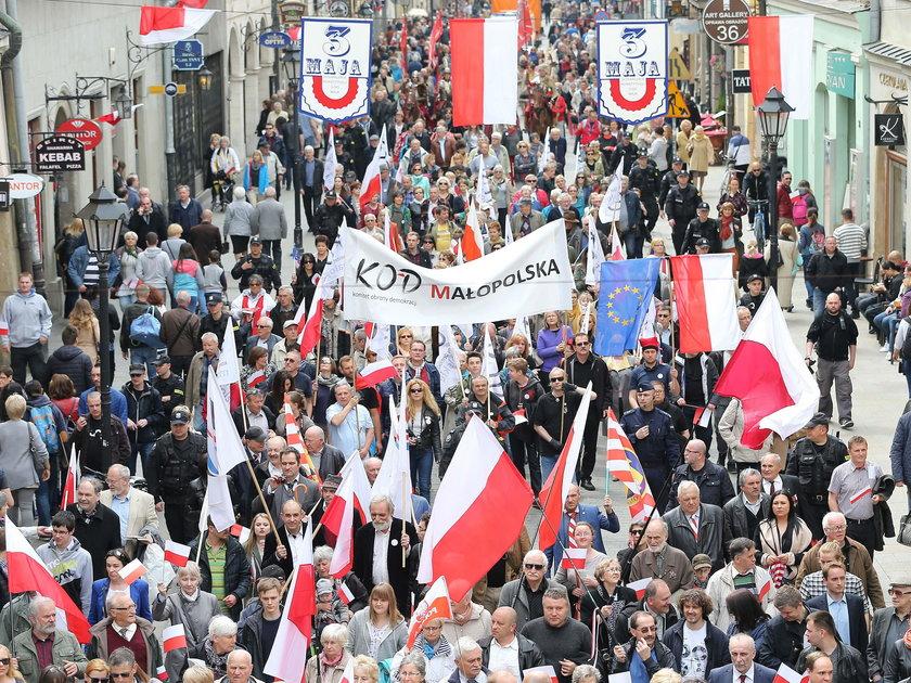 3 Maja w Krakowie