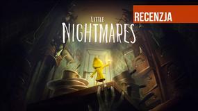 Little Nightmares - recenzja. Żółty kapturek w krainie koszmarów